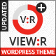 View:r, visitor/author review magazine niche theme - ThemeForest Item for Sale