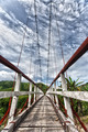 Suspended bridge - PhotoDune Item for Sale