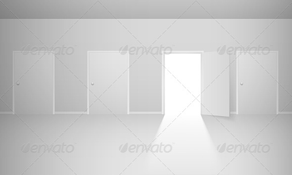 GraphicRiver Abstract Room 4786630