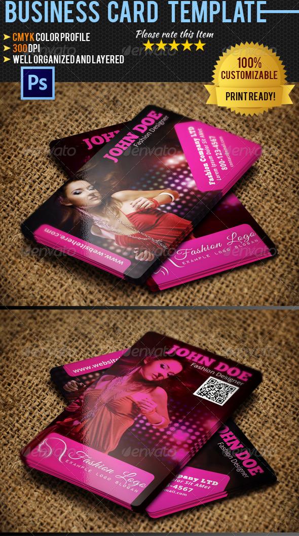 Fashion Business Card 05
