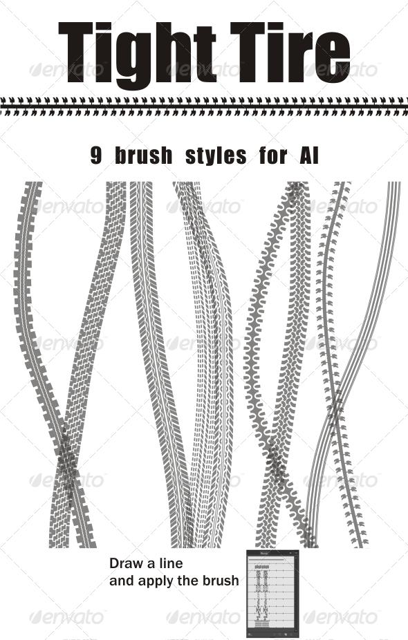 GraphicRiver Tight Tire 4787107
