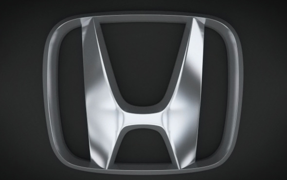 Honda Logo - 3DOcean Item for Sale