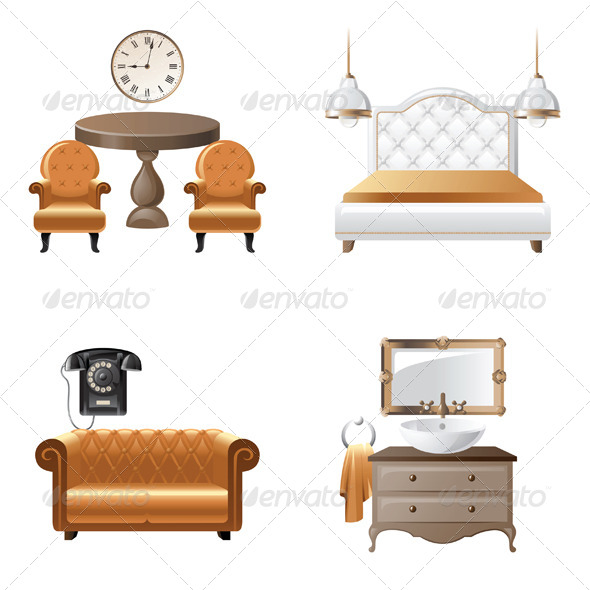 GraphicRiver Furniture 4789791