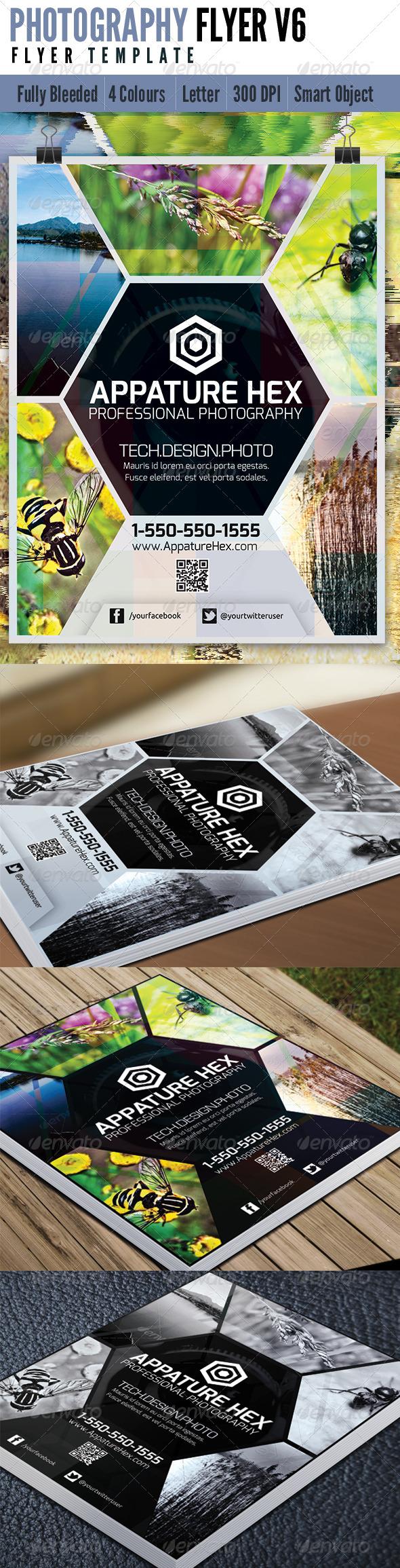 Photography Flyer V6