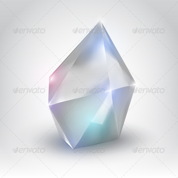 GraphicRiver White Crystal 4790210