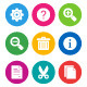 Color Basic Interface Icons