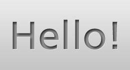 Hello Project!