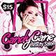 Beauty Salon - Network Party Template - GraphicRiver Item for Sale