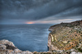 View of the Cliffs and the Radar Tower  - PhotoDune Item for Sale