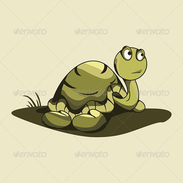 GraphicRiver Tortoise 4794230