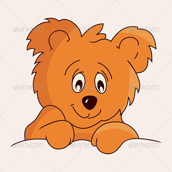 GraphicRiver Teddy Bear 4794262