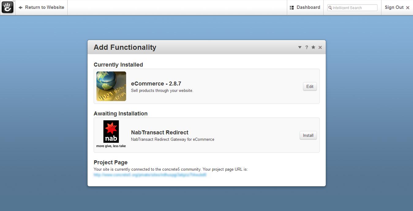 NabTransact Redirect Gateway for Concrete5 by patsatech   CodeCanyon