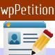 wpPetition - ورڈپریس پٹیشن سسٹم پلگ ان - فروخت کے لئے WorldWideScripts.net آئٹم