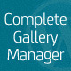 Complete Gallery Manager for WordPress - WorldWideScripts.net Item for Sale
