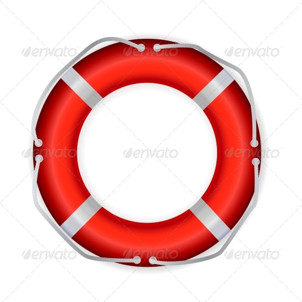 GraphicRiver Life Buoy 4797550