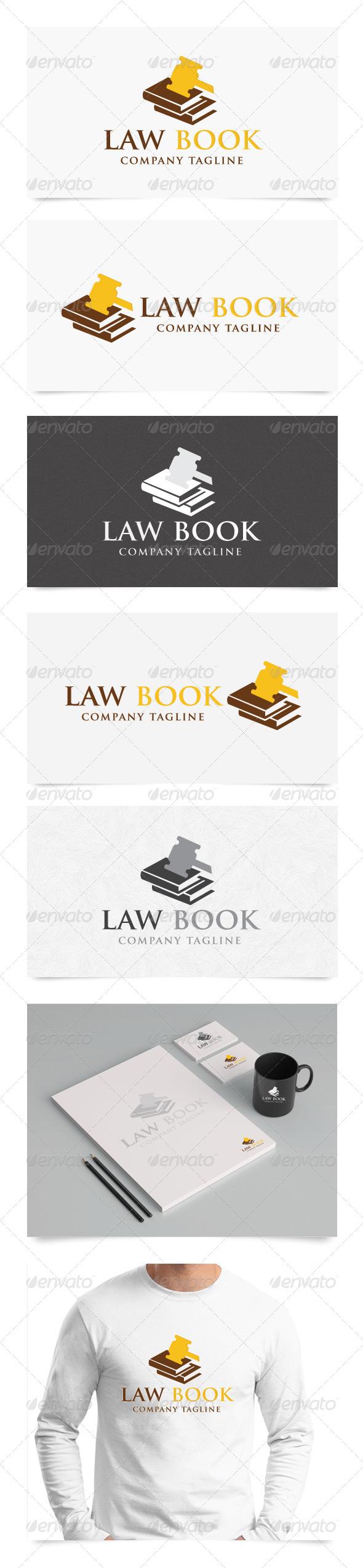 GraphicRiver Law Book 4782069