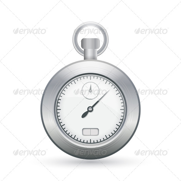 GraphicRiver Stopwatch Icon 4797815