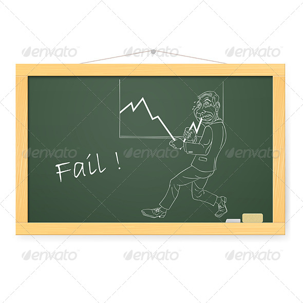 GraphicRiver Blackboard 4798372