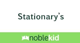 Stationary's
