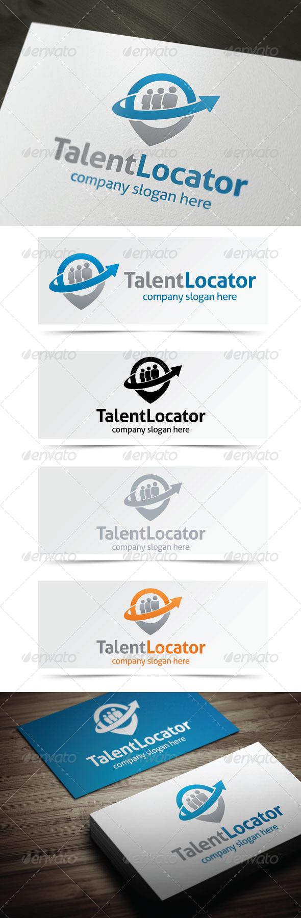 GraphicRiver Talent Locator 4799175
