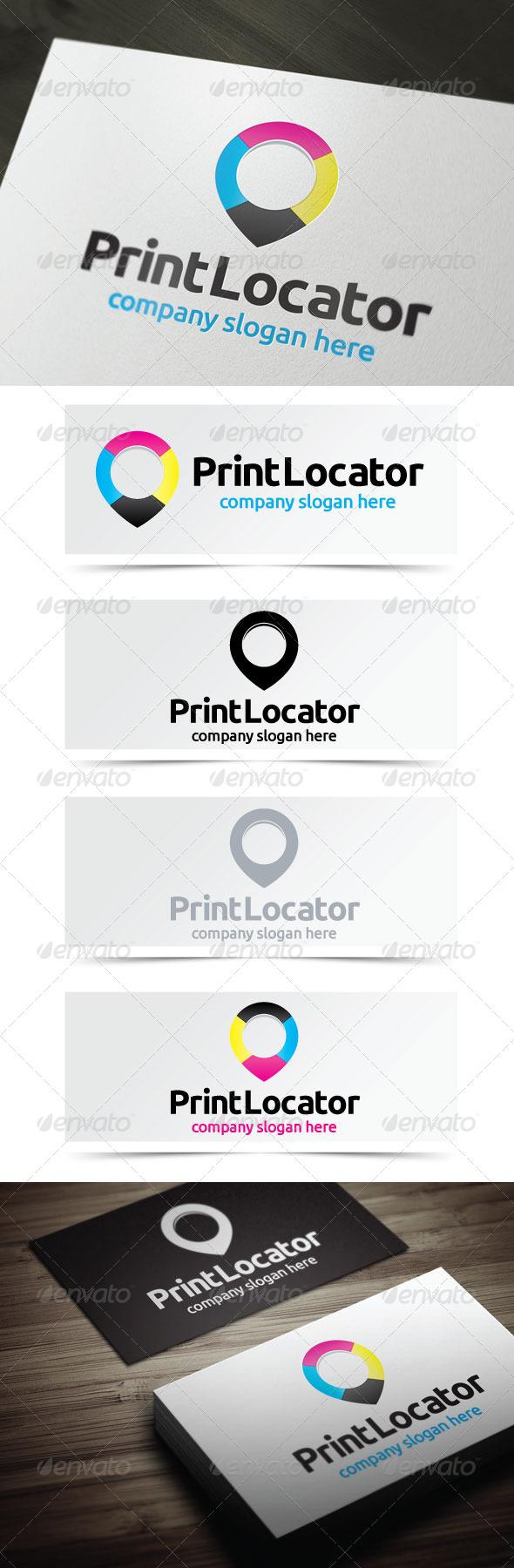 GraphicRiver Print Locator 4799201