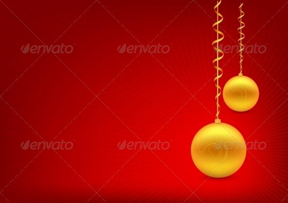 GraphicRiver Christmas Background 4799371