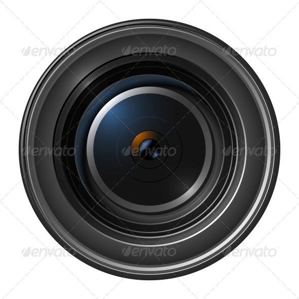 GraphicRiver Camera Lens 4799493