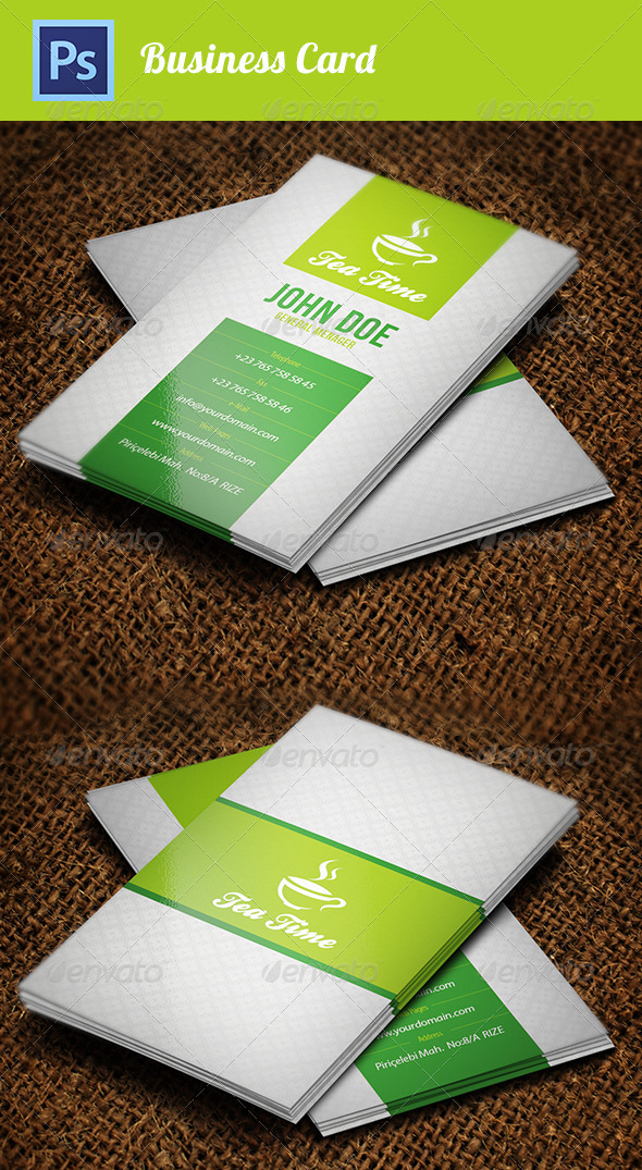 GraphicRiver Business Cad Template 4801135