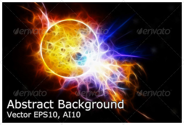 GraphicRiver Abstract Background Vector 4802165