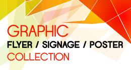 Flyer Poster Signage