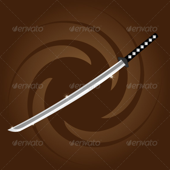 GraphicRiver Katana 4802556