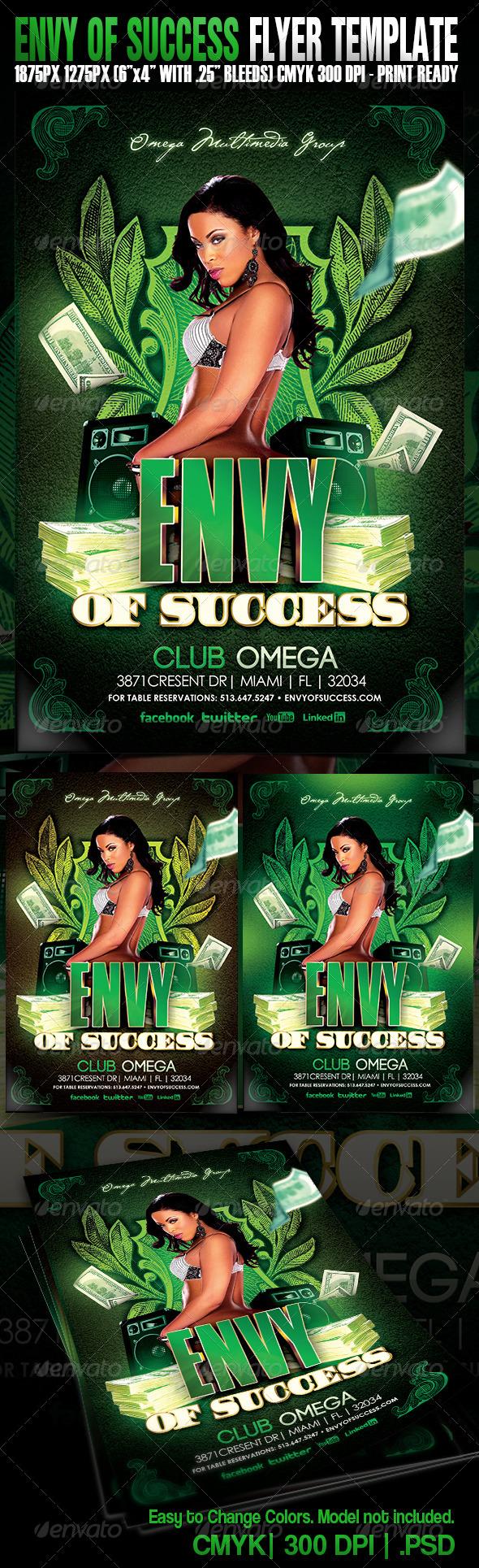 GraphicRiver Envy of Success 4802772