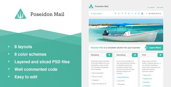 Poseidon Mail