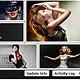 FB Photo Collage Timeline Cover V2