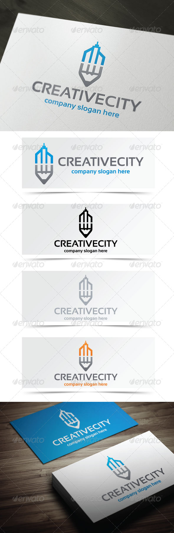 GraphicRiver Creative City 4803781