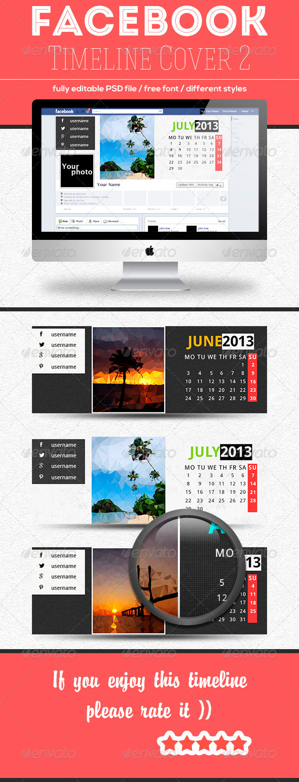 GraphicRiver Fb Timeline Cover 2 4804119