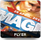 Magic Flyer Template Vol.2 - GraphicRiver Item for Sale