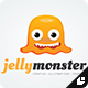 Jelly Monster Logo - GraphicRiver Item for Sale