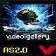 Dynamic flash video gallery - ActiveDen Item for Sale