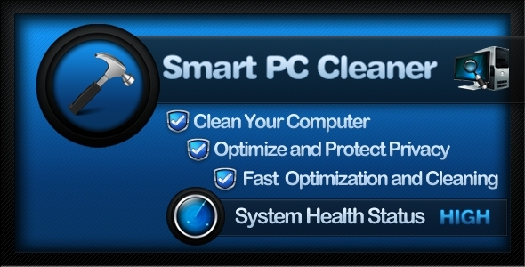 Smart PC Cleaner - CodeCanyon Item for Sale