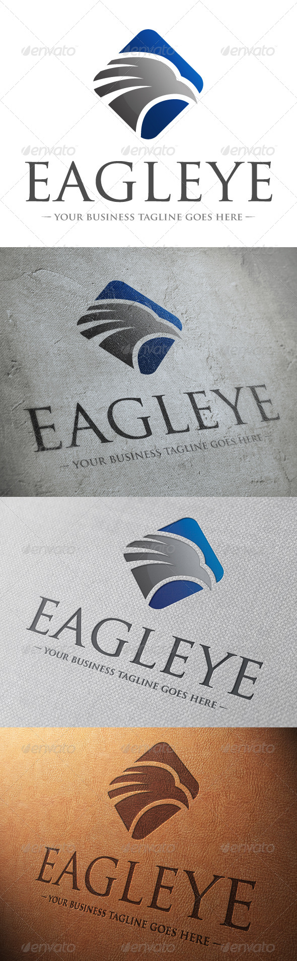 GraphicRiver Eagle Logo Template 4807039