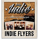 Indie Friday Flyer Templates - GraphicRiver Item for Sale