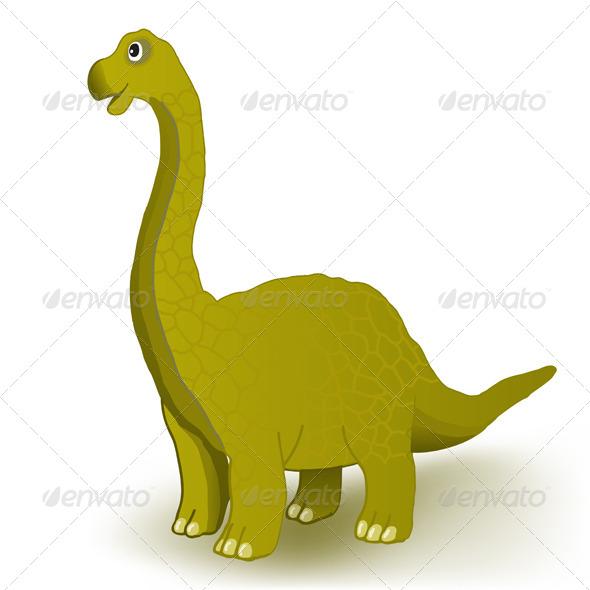 GraphicRiver Dinosaurus 4809044