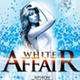 White Affair Party Flyer - GraphicRiver Item for Sale