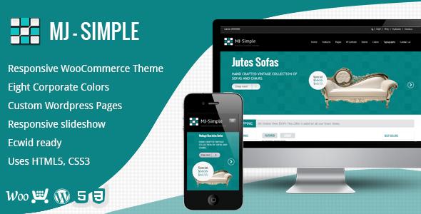 Oscommerce themes oscommerce responsive theme oscommerce templates download mj simple responsive woocommerce theme maxwellsz