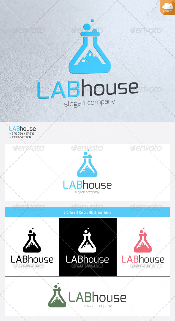 GraphicRiver LabHouse 4812626