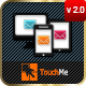 Touch Me - Responsive Email Templates
