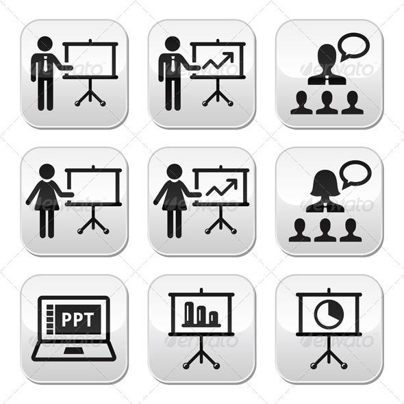 GraphicRiver Business Presentation, Lecture,