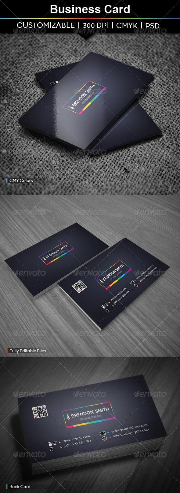 GraphicRiver Business Card 4477411