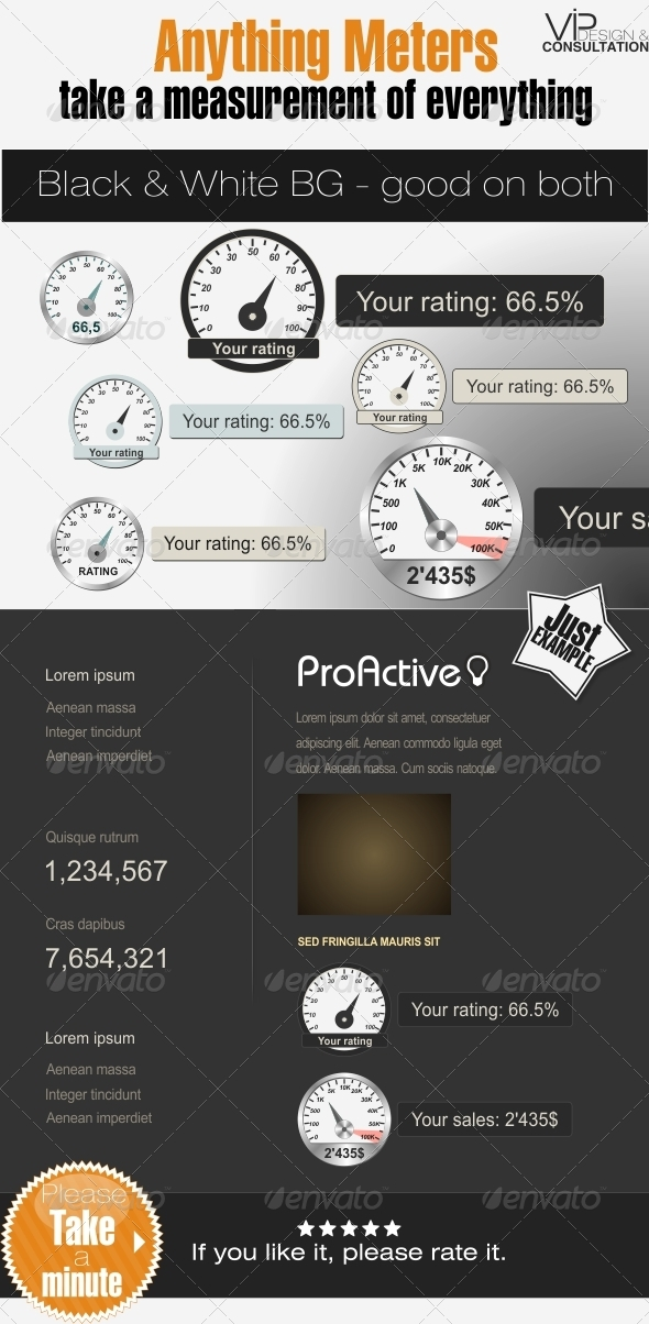 GraphicRiver Anything Meters 4804302
